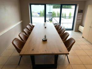 De Rudder vergadertafel